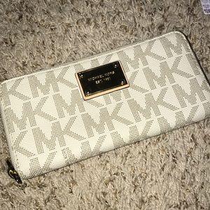 Michael Kors wallet!